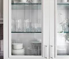 Best  Glass Front Cabinets Ideas On Pinterest Wallpaper Of - Kitchen glass cabinets