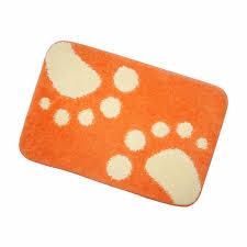 Walmart Bathroom Rugs by Awesome Orange Bath Towels And Rugs Bath Rugs Mats Walmart