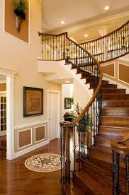 How To Install A Banister Best 25 Curved Staircase Ideas On Pinterest Grand Staircase