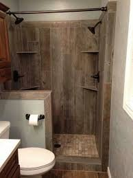 Open Shower Bathroom Design Best 25 Small Bathroom Remodeling Ideas On Pinterest Half