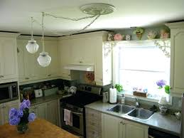 small kitchen light fixtures stremled kitchen lighting over island