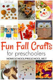 make a leaf family an easy preschool craft