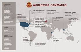Aberdeen Washington Map by Usamrmc Subordinate Commands