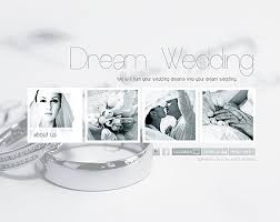 wedding planner website wedding planner flash website template best website templates