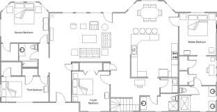 mountain cabin floor plans cabin plans with wrap around pleasing cabin floor plans home