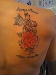 r i p dad tattoo picture