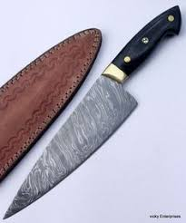 bob kramer knives 14 month waiting list for one of these sell