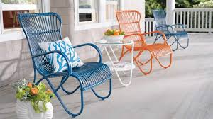 Iron Outdoor Patio Furniture Retro Metal Outdoor Furniture Change Is Strange