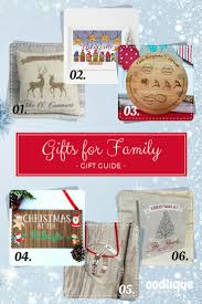 personalised christmas gifts for family family christmas present