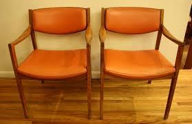 Century Chair Mid Century Modern Gunlocke Chairs Picked Vintage