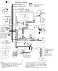trane xe90 wiring diagram trane furnace parts diagram u2022 sewacar co