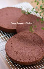 fluffy and moist chocolate sponge cake recipe chocolate sponge