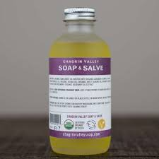 bath and body oil lavender rosemary chagrin valley soap and salve