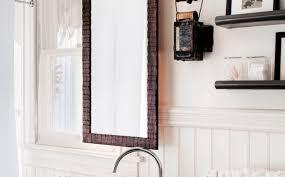 diy bathroom mirror ideas mirror decorative wall mirrors awesome heart shaped mirror for