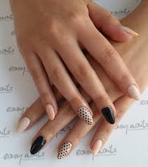 vinylux manicure and pedicure warsaw city center easy nails