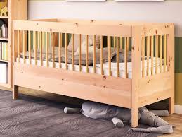 Schlafzimmer Holz Zirbe Babybett Aus Zirbenholz U201epaula U201c Ein Zirbenbett In Lamodula Qualität