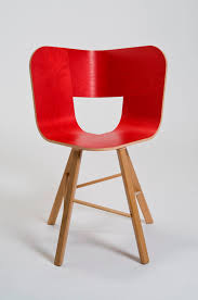 italian design tria wood chair by lorenz kaz for italian design label colé