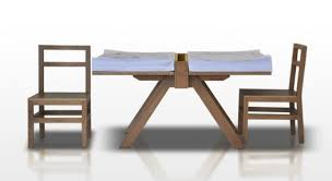Drawing Desk Kids Original Drawing Table For Two Kids Foglio By Domodinamica