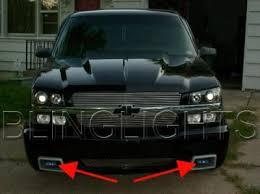 2003 chevy silverado fog lights ebluejay 2003 2004 2005 2006 chevy silverado ss xenon fog ls