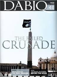 Flag Of Roma Isis Magazine Dabiq Threatens U0027rome Crusaders U0027 Flying Islamic