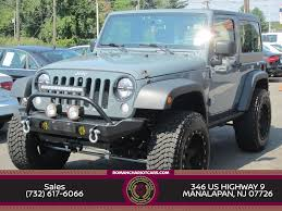 teal jeep rubicon 2015 used jeep wrangler sport at roman chariot auto sales serving