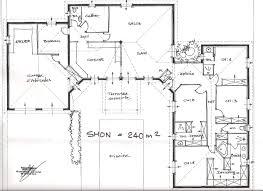 Plan De Maison En Longueur Plan De Maison D Architecte Plan Maison 300m2 Plan De Maison Bbc