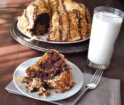 samoa bundt cake like the cookie but better betsy life