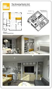 13 best the urban nest a housing concept for the urban family