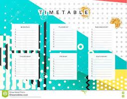 time design planner planner calendar schedule the week abstract design background