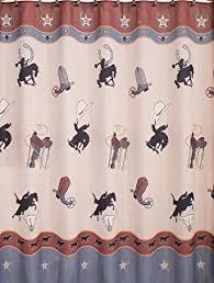 Texas Star Bathroom Accessories by Amazon Com Rodeo Bathroom Decor Set Western Decor Bath Cowboy