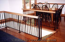 wrought iron gates railing fence brainerd mn minnesota custom