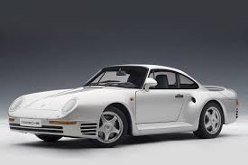 porsche 959 rally car autoart 78081 porsche 959 silver model car from japan ebay