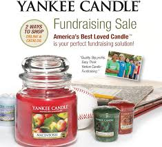 yankee candle fundraiser order form candles decoration