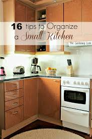 best way to organize small kitchen cabinets organization tips for small kitchens