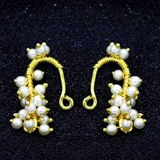 bugadi earrings pearl bugadi sonchafa