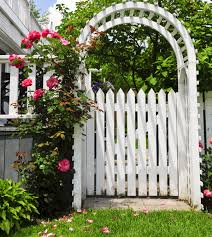 incredible ideas to make your garden trellis stand apart