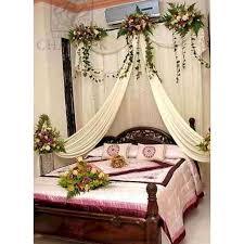 House Decoration Wedding 45 Best Wedding Bed Decoration Images On Pinterest Room