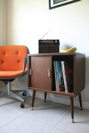 Mid Century Record Cabinet by Mid Century Record Cabinet Side Table By Lu By Retrotherapyrehab