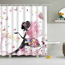 Custom Bathroom Shower Curtains Bathroom Shower Curtains Shadow Shower Curtain Waterproof