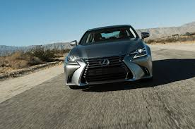 lexus sedan gs 2016 lexus gs refreshed adds turbocharged gs 200t model