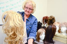 cancer society wigs with hair look for helping cancer patients one wig at a time