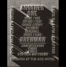 another one with special guest brenmar ace hotel london