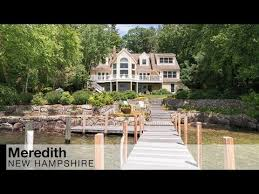 Lake Winnipesaukee Nicole Watkins by Video Of 95 Spindle Point Road Meredith New Hampshire Real