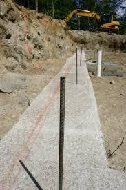 poured concrete basement wall thickness u2022 basement