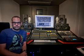studio rack desk dancefloor producer peter luts transforms his studio with ssl