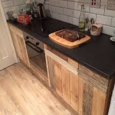 kitchen cabinets from pallet wood kitchen cabinets made from wooden pallets