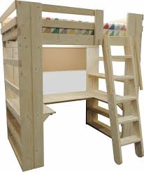 Loft Bed With Computer Desk Bedroom Makeovers U0026 Custom Loft U0026 Bunk Beds Page 1