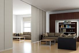 sliding panels room divider motorized room dividers get inspired with home design and