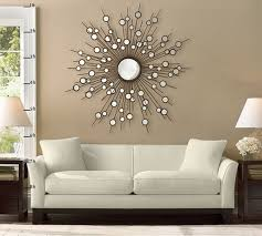 interior beautiful living room wall decor brown living room wall