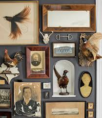 display collections how to decorate with antiques
